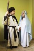Maryja i Józef - postaci jasełkowe